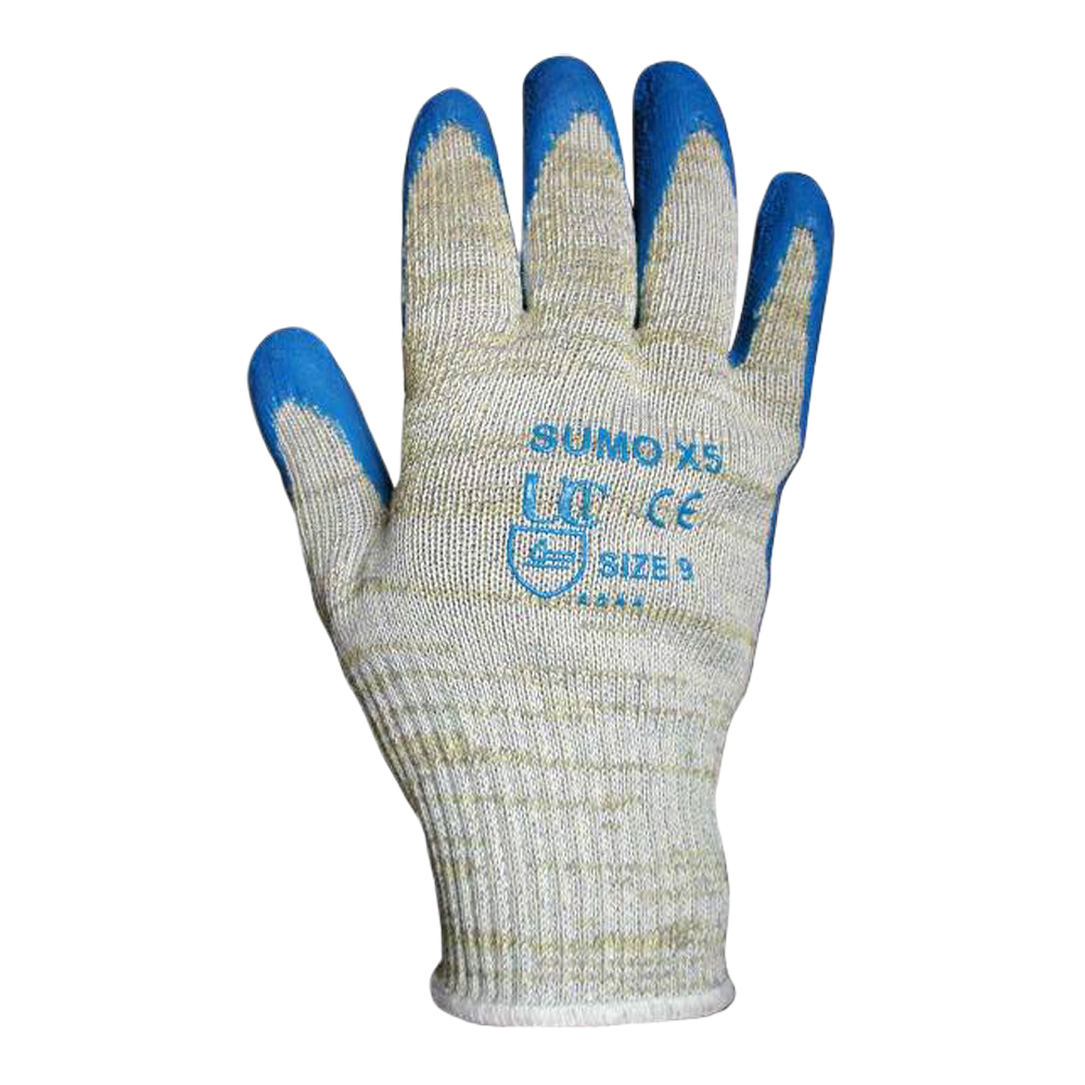 Latex Coated Cut Level 5 Glove