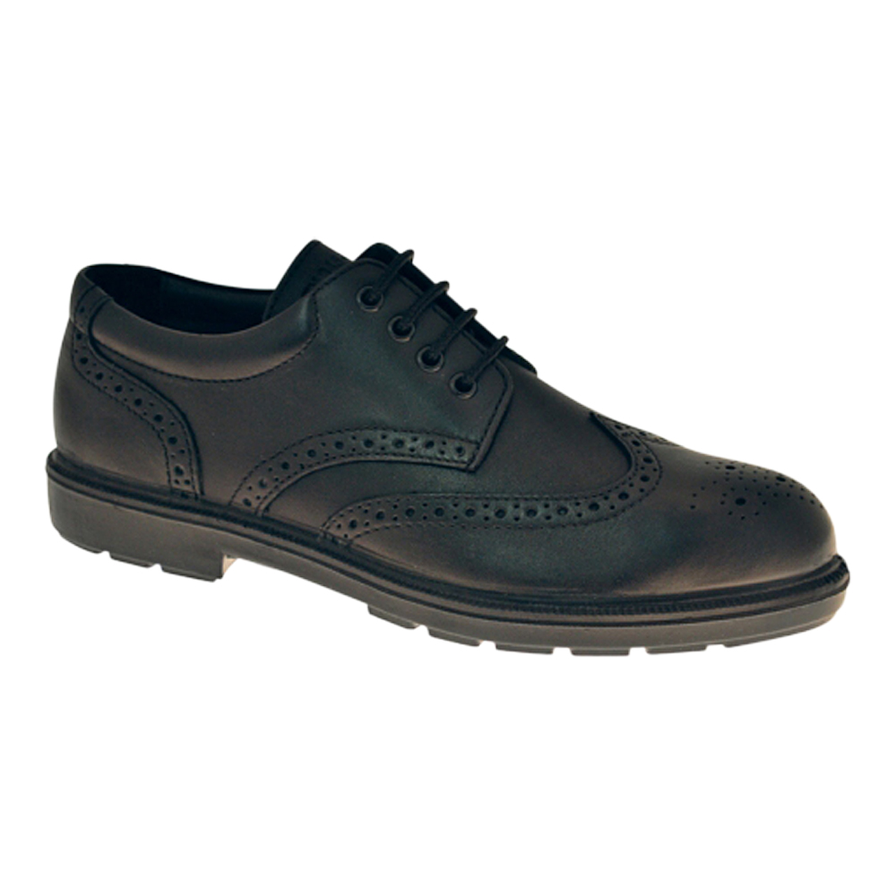 Lavaro Oxford Brogue Safety Shoe