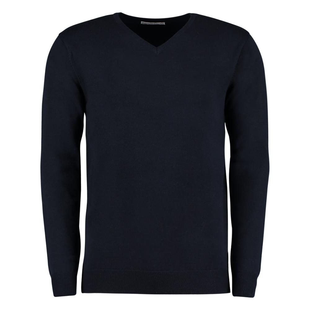 Mens 275G V Neck Sweater