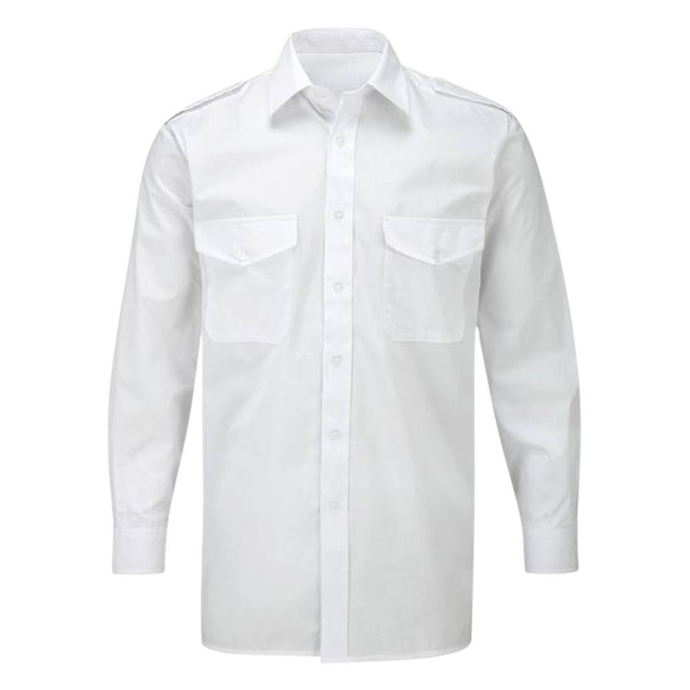 088b0c70d86 Mens Long Sleeve Pilot Shirt - SAFPRO