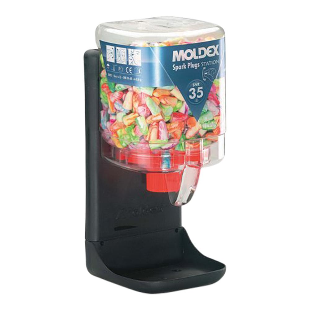 Moldex Spark Plug Dispenser (250 Pairs)