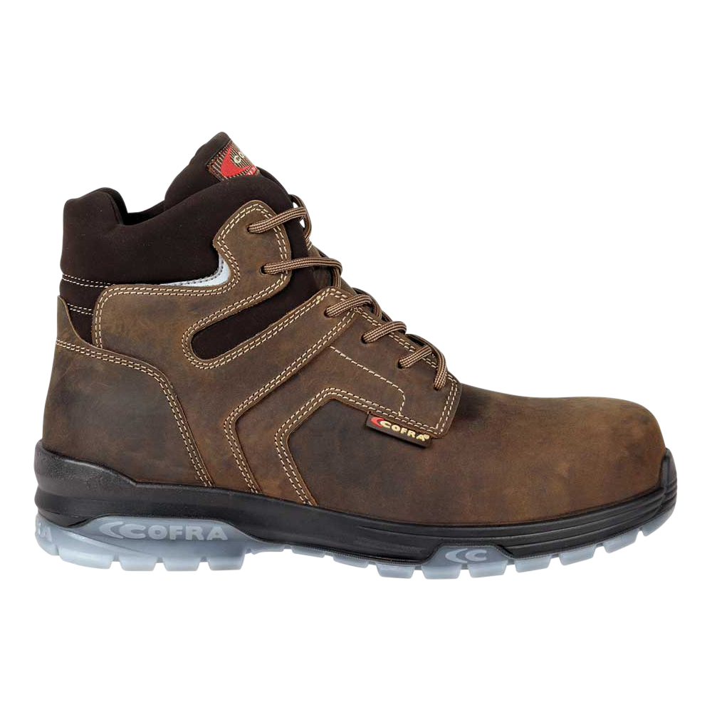 Cofra Pop Brown Safety Boot