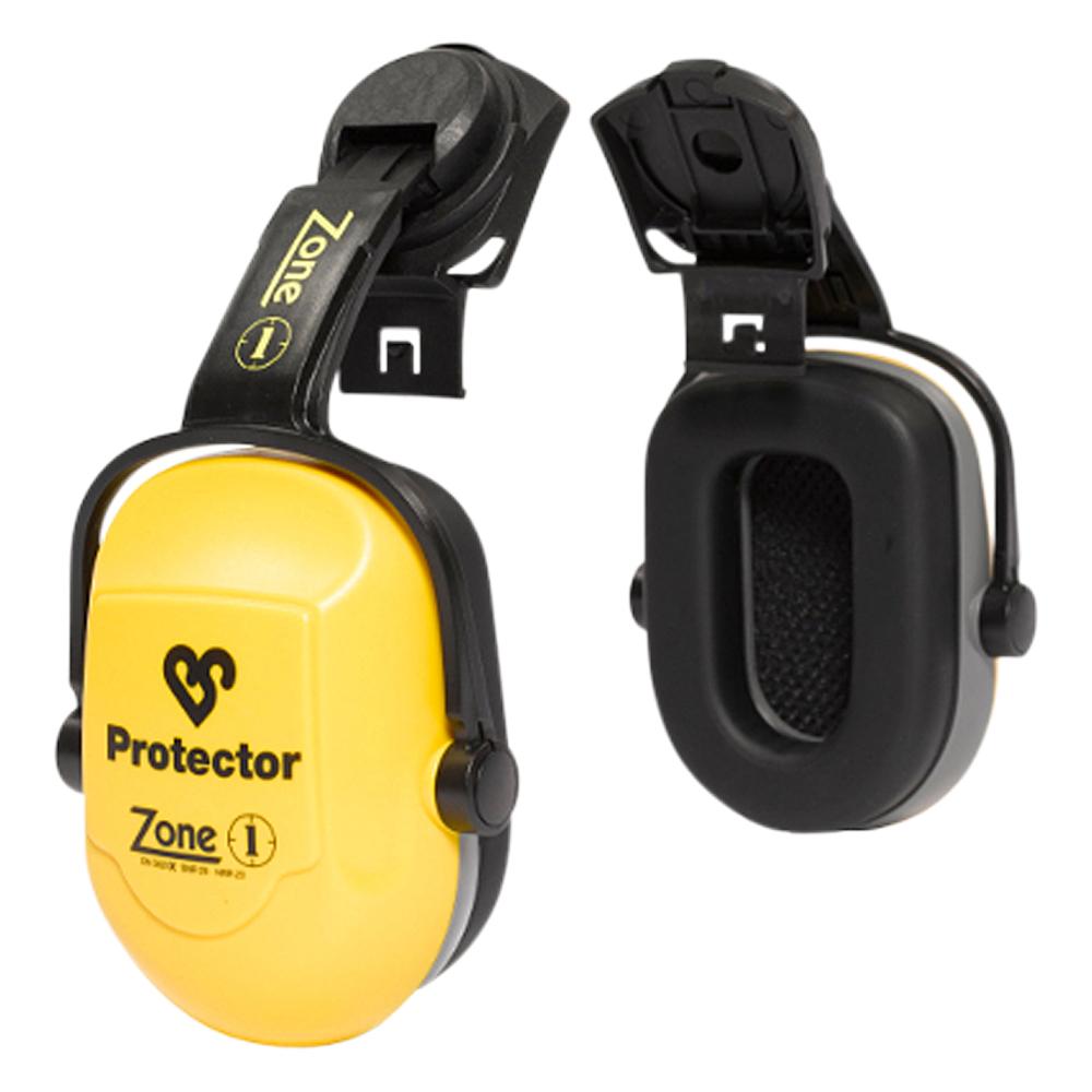 Protector Helmet Mounted Ear Defender