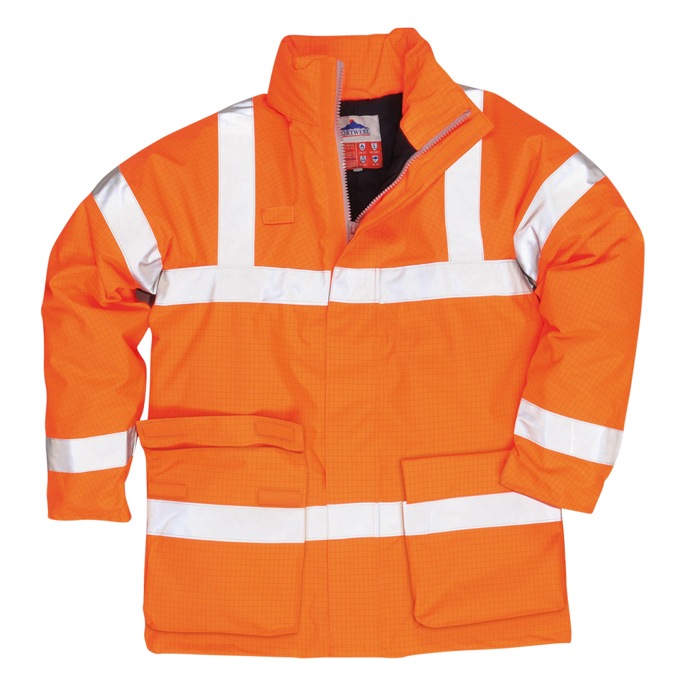 Flame Retardant Hi-Vis Jacket