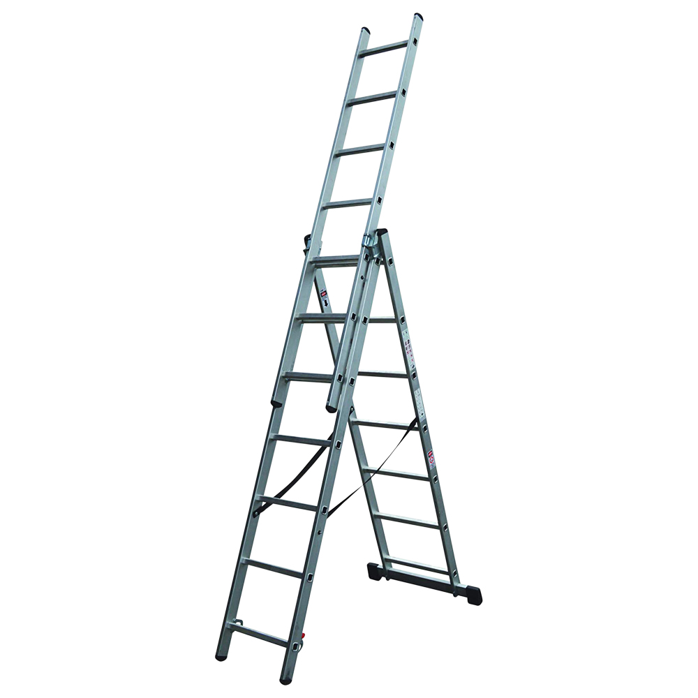 Aluminium Combination Ladder 7 Tread
