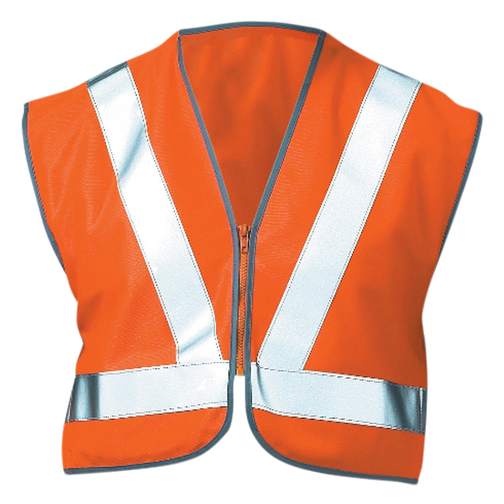 Hi-Vis Short Railtrack Waistcoat
