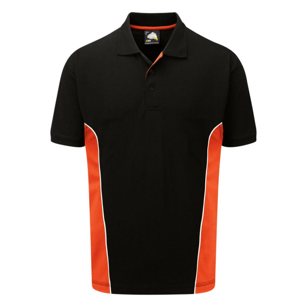 Silverstone 2 Tone Poloshirt