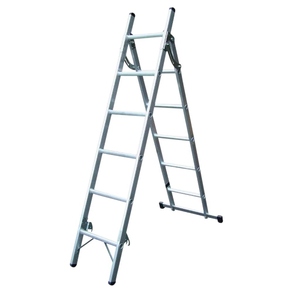 Aluminium 3 Way Ladder