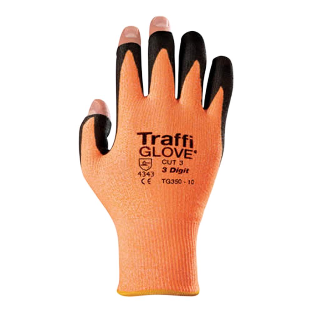 TraffiGlove 3 Digit Cut 3 Glove