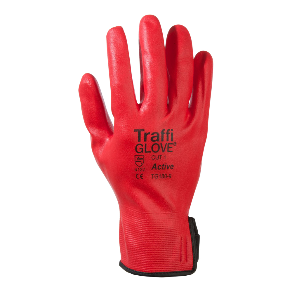 TraffiGlove Active Cut 1 Glove