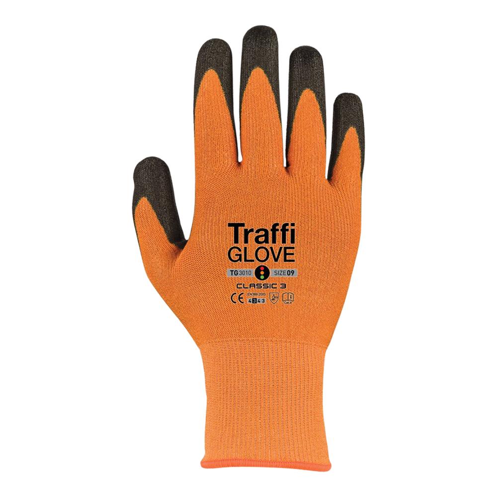 TraffiGlove Classic Cut 3 Glove