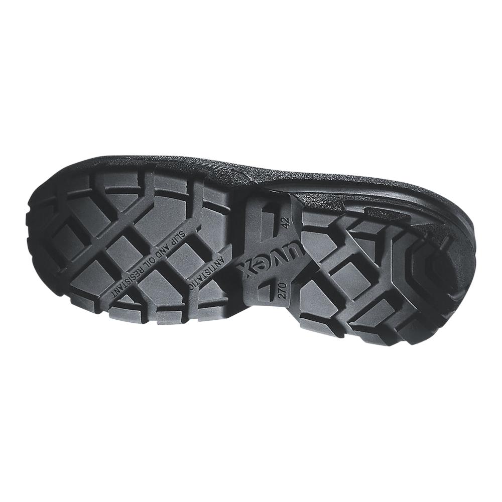 Uvex Quatro High Leg Safety Boot
