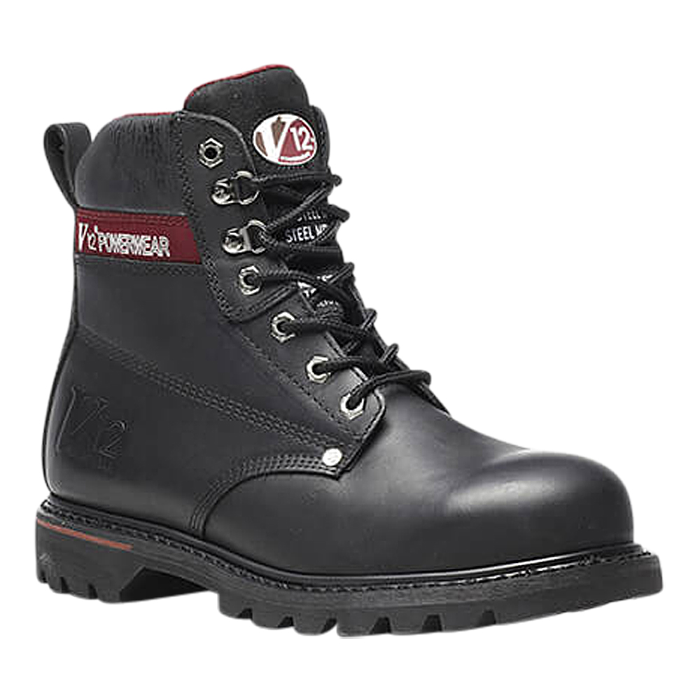 V12 Boulder Derby Safety Boot