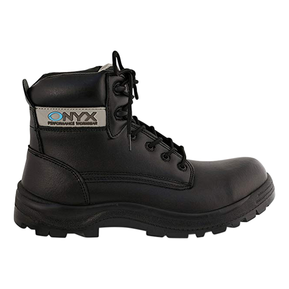 Onyx Trucker Safety Boot