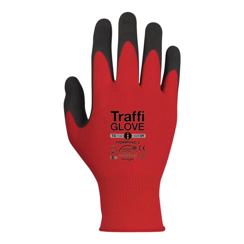 Traffi  Morphic Cut 1 Glove