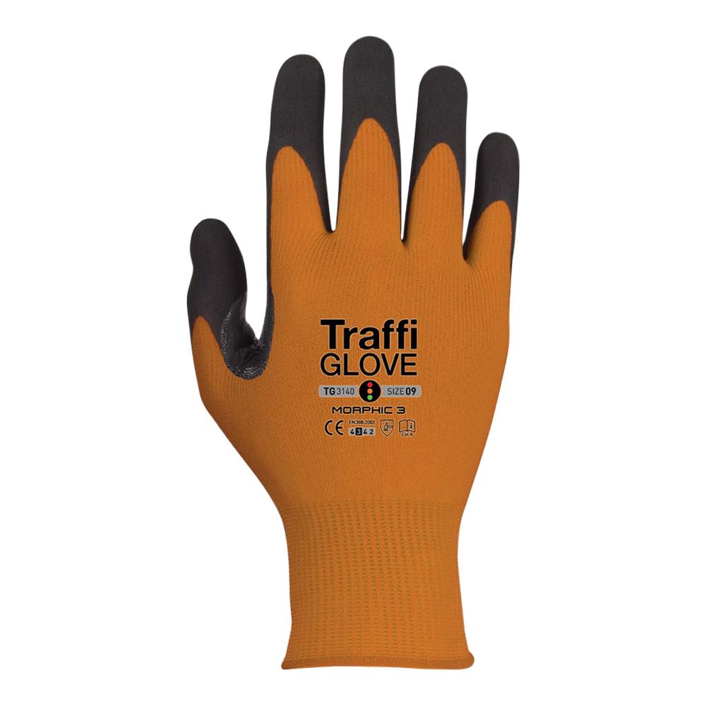 Traffi Morphic Cut 3 Glove