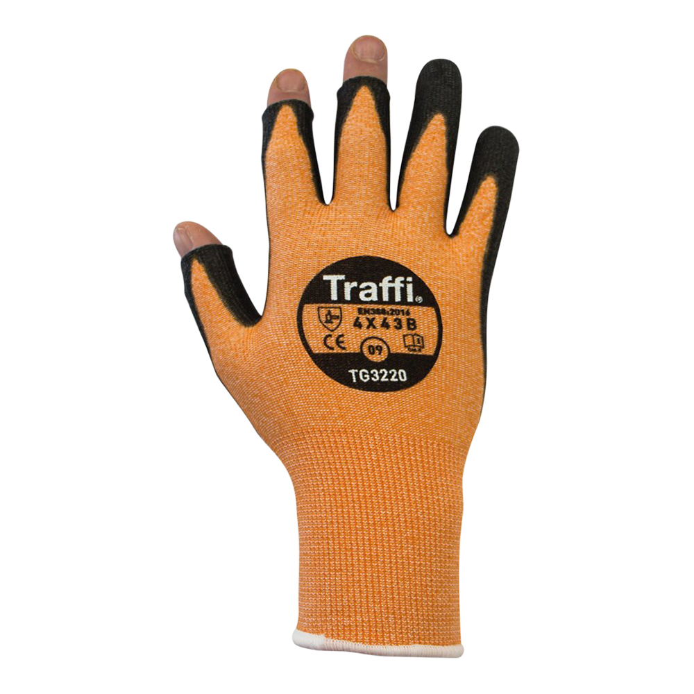 Traffi Cut B 3 Digit Glove