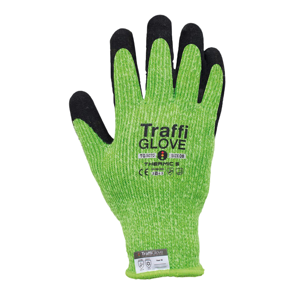 Traffi Thermic Cut 5 Glove
