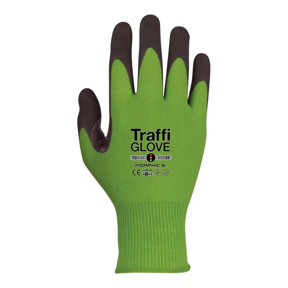 Traffi Morphic Cut 5 Glove
